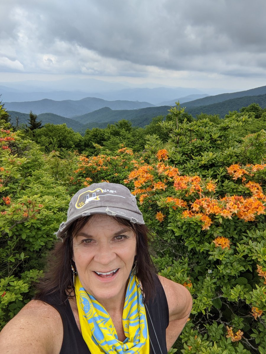 Awesome #SelfCareSaturday in the forest  #TN/NC #getoutside #carversgap https://t.co/8kRs7c0Zuv