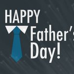 Image for the Tweet beginning: Blessed Father's Day to all.