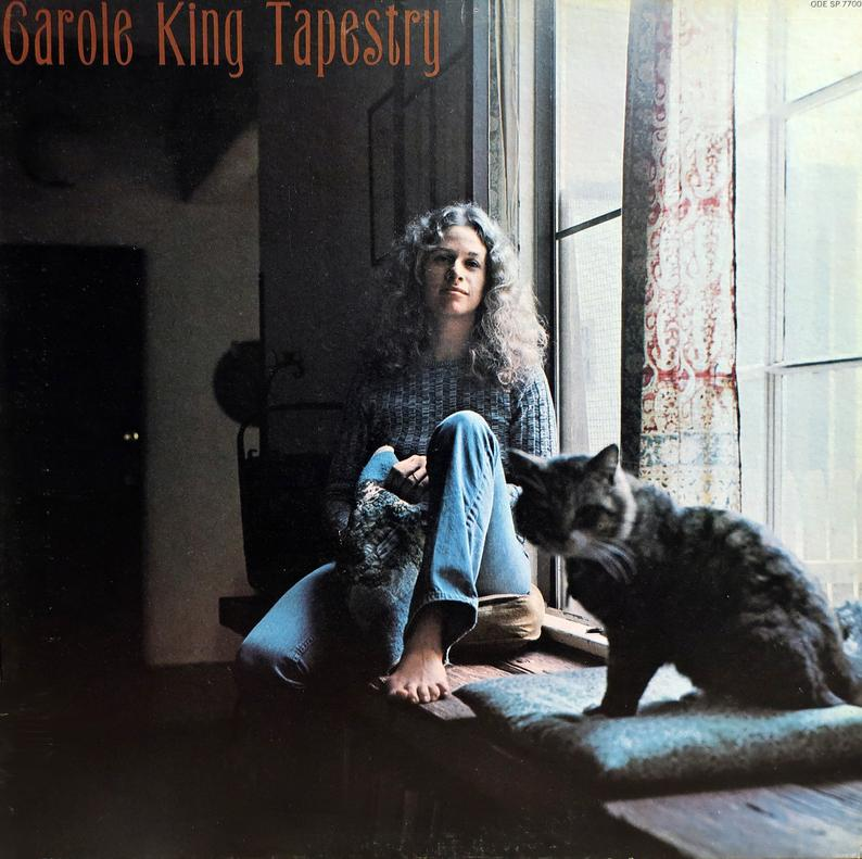 """THIS DAY IN #Music, June 19, 1971: 🎹🎤#CaroleKing's """"It's Too Late"""" begins a five-week run on top of the Billboard #Hot100. The song, from her now-classic """"Tapestry"""" album, captures a #Grammy for Record of the Year in 1972. #70s #popchart https://t.co/AX2hTaau2L"""