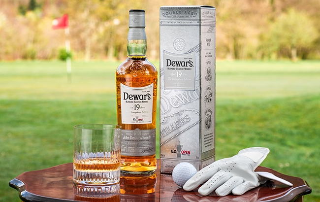 Dewar's marks US Open with 19-year-old whisky   Learn more https://t.co/vei6TyCPBM  #marketing #onlineshop #onlineshopping #entrepreneur #webdesign #smallbusiness #startup https://t.co/9mv6GXHqa3