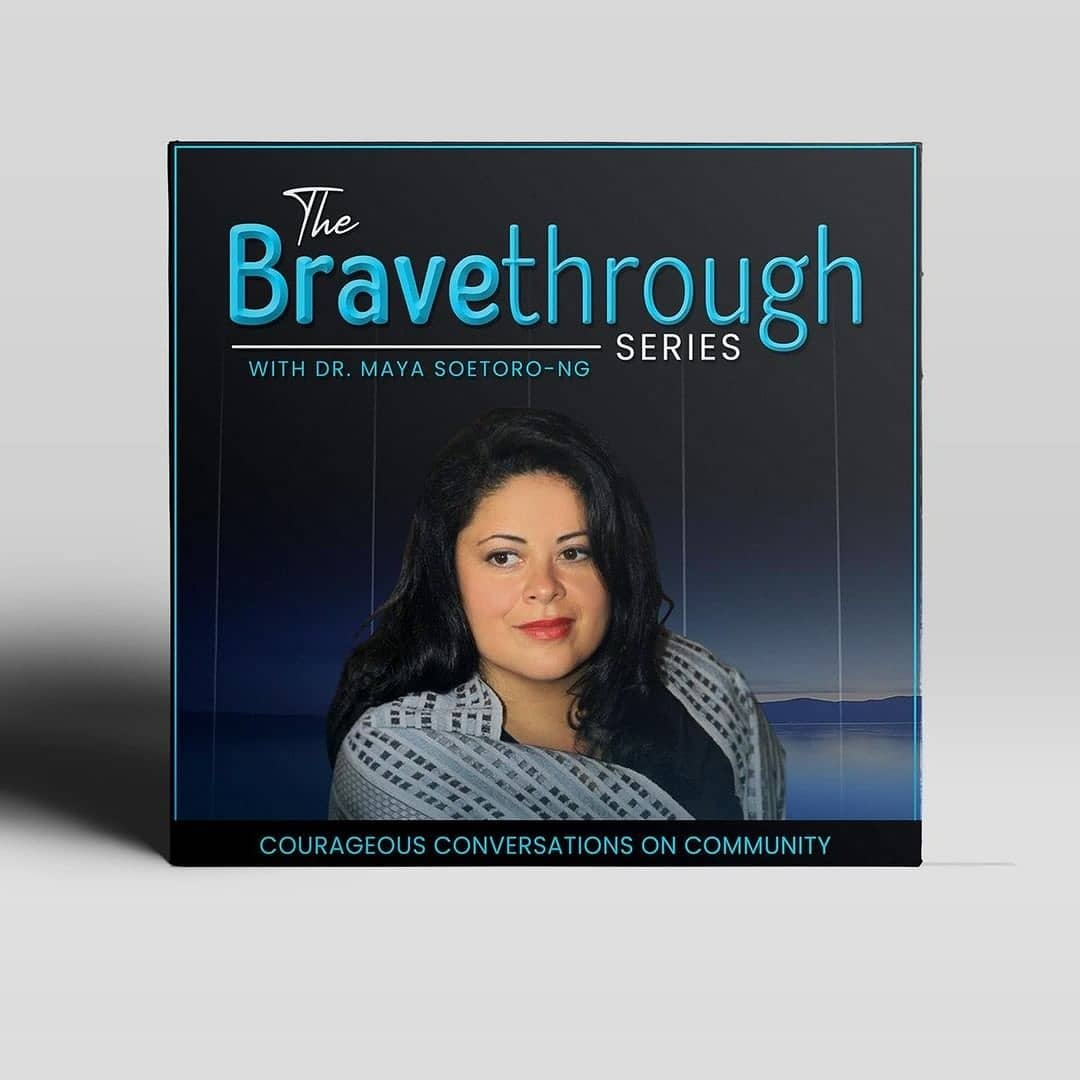 """Image for the Tweet beginning: """"The Bravethrough Series: Courageous Conversations"""