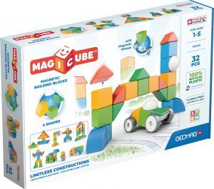 Let the magic in with this #awardwinning @Geomag #Magicube Multishapes #BuildingBlocks Magnetic #Toys 32pc Set. Magicube is the new range of Geomagworld products that has revolutionized the Junior #Construction category. Learn more 👉🏼  https://t.co/jC1f8jshrx https://t.co/WmZUJCKexc