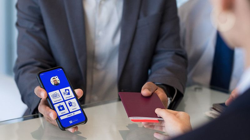 Future Of Travel - Why Vaccine Passports Will Be An Essential Part Of Your Future Travel Plans  Read the full article at https://t.co/iMzArM5nsN  Photo credit IATA  #FutureOfTravel #Travel #TravelNews #Tourism #Holiday #Vacation #Wanderlust #Covid19 #CovidTravel #VaccinePassport https://t.co/LiOvHeV1SD