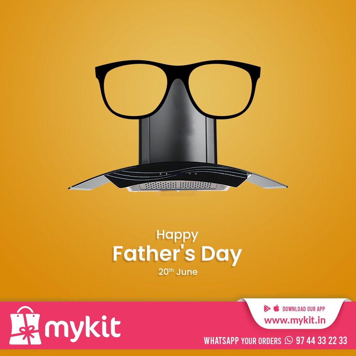 Happy Father's Day  #mykit #mykitcart #happyfathersday  #fathersday #onlineshopping #kannur #kerala https://t.co/gSKVjSMuRr