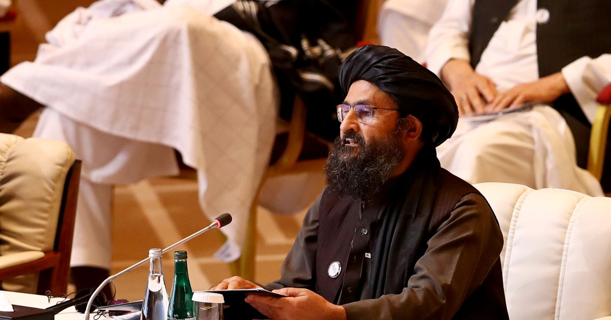 Taliban say committed to Afghan peace talks, want 'genuine Islamic system' https://t.co/osBRSdh3kk https://t.co/GmKov691BY