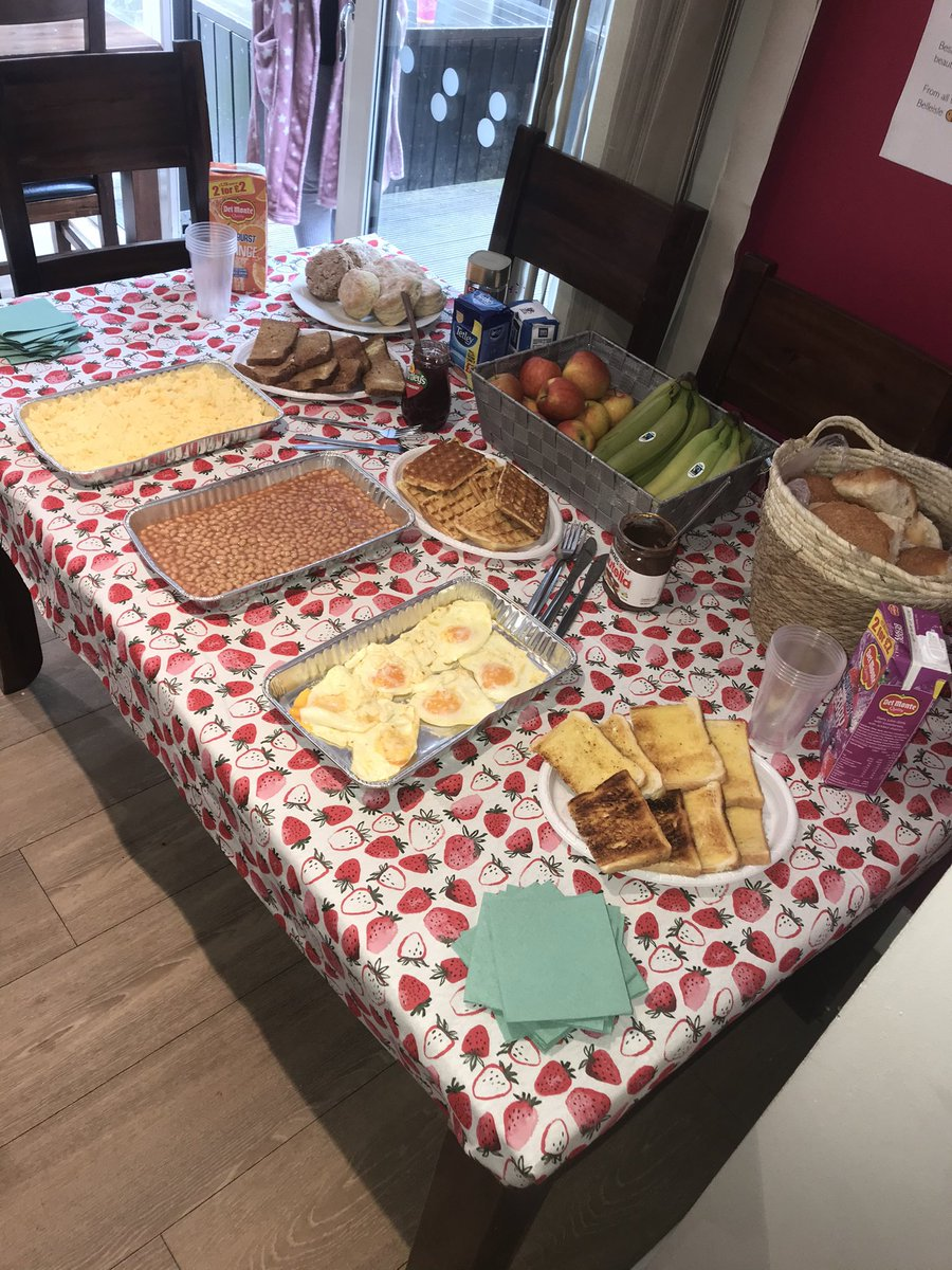 Image for Sunday morning breakfast at Belleisle House, how do you like your eggs in the morning? #egghead #belleislebelters https://t.co/wLTlqSrlHq