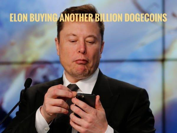 When he sees the $Doge sale going on right now https://t.co/3fXrm2wsFT