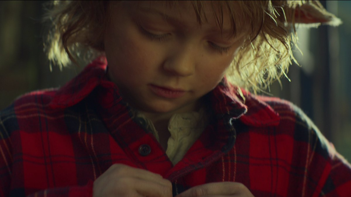 Eu achei que já tinha me emocionado o suficiente assistindo Sweet Tooth, aí eu descobri que a camisa que o Gus usa é a mesma do Paba e chorei mais um pouquinho 🥺. https://t.co/aMTYpRVia5