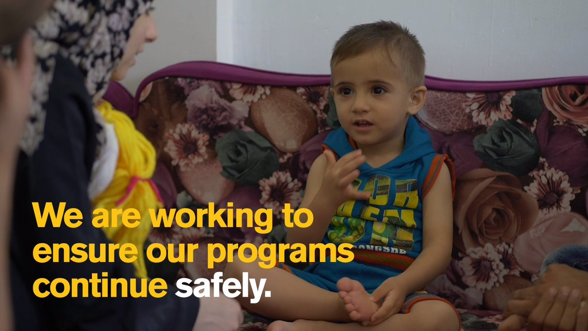 Check out how Ahlan Simsim–our program with @RESCUEorg–continues to reach families affected by the Syrian refugee crisis during #COVID19.   @MacFound, @LEGOFoundation, @RESCUEorg, @NYUGlobalTIES https://t.co/3QUfyBPELQ