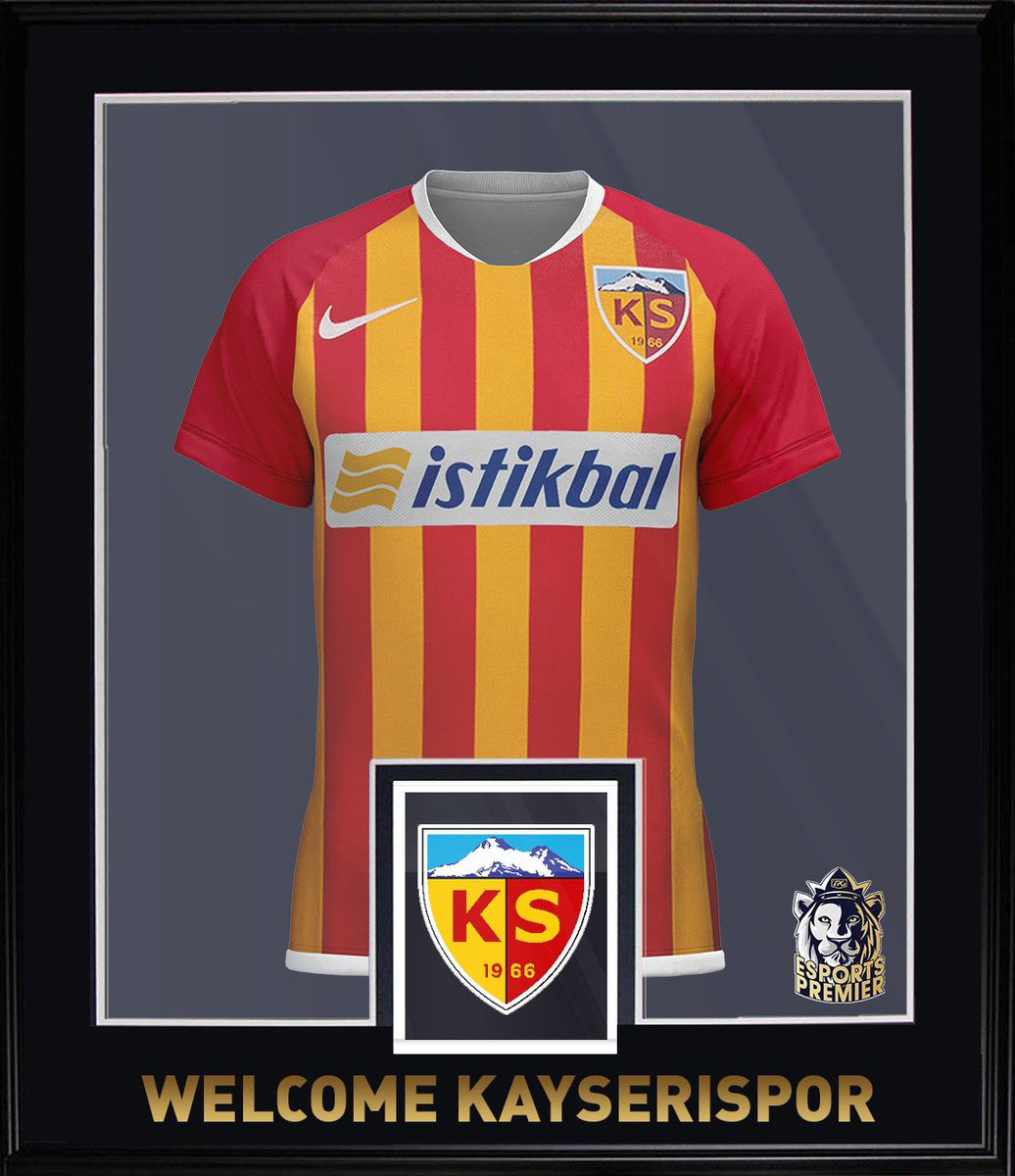 🤩 Welcome @KayserisporES into the @VPGPremier !   🌍 Nationality: 🇹🇷   🏆 Survived relegation last season, prepared well for the new season with many new faces. Kayserispor are ready for action!   #Kayserispor #FIFA21 #ProClubs #VPG https://t.co/bjNj7mkX1c