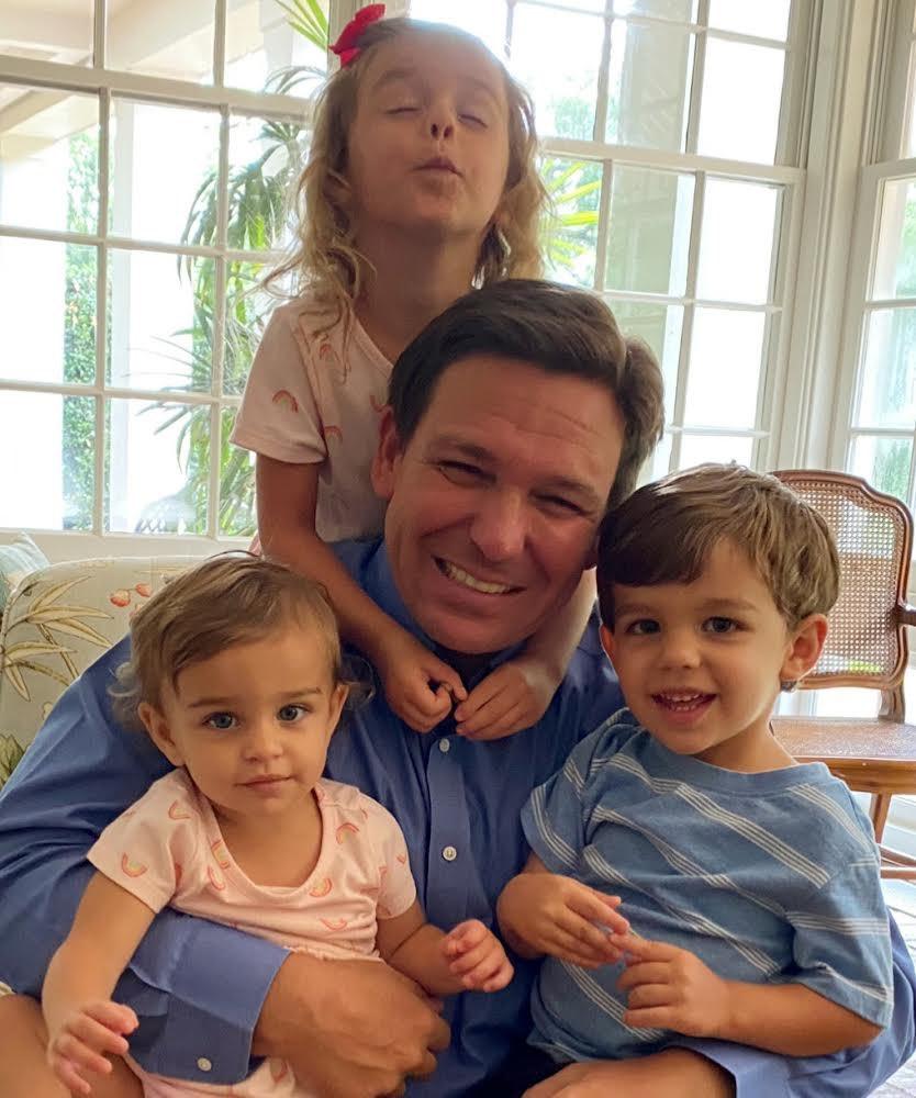 @FLCaseyDeSantis's photo on Daddy