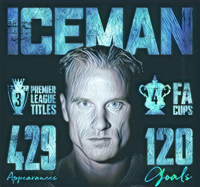 """#ParaRecordar Junio 20, 1995.  Comenzaba la leyenda del """"Iceman ❄"""". Una tal #DennisBergkamp 🇳🇱 fichaba por el Arsenal, para escribir su nombre con 🔤 de oro en la historia del club. 🇳🇱 ❄️ 🙌🏻🙌🏻🙌🏻🙌🏻🙌🏻 ❄️🇳🇱 📸 @Arsenal https://t.co/ZPEvy3dlPK"""