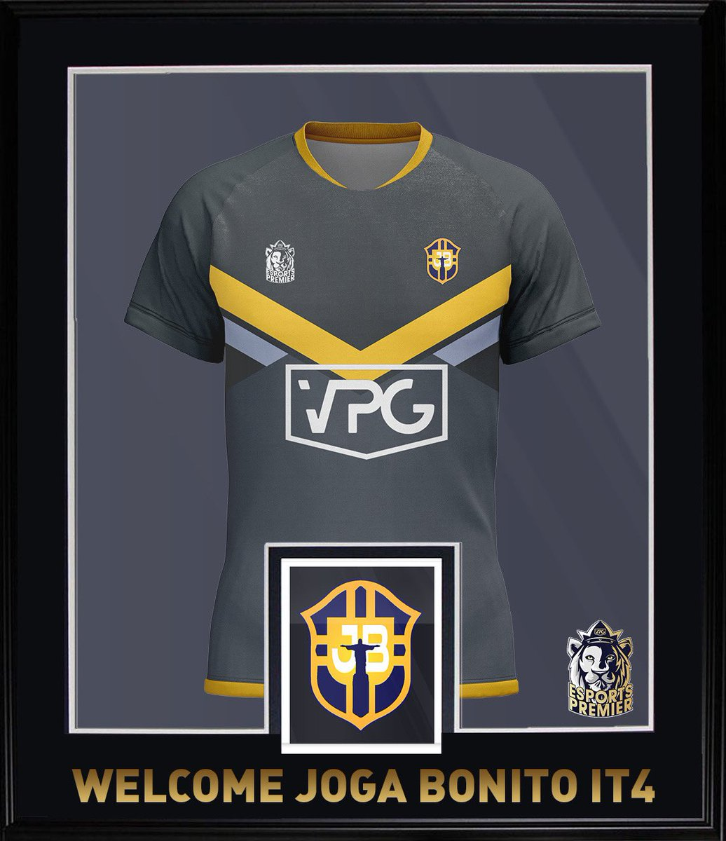 🤩 Welcome @JogaBonitoIT4 into the @VPGPremier !   🌍 Nationality: 🇮🇹   🏆 Mid table last season, now with fresh faces ready to stand their ground and be title contenders!   #IT4 #FIFA21 #ProClubs #VPG https://t.co/6qtOsjghfx