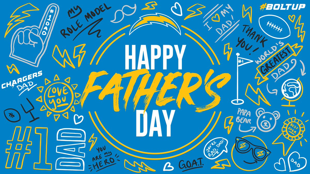 Happy Father's day fellas