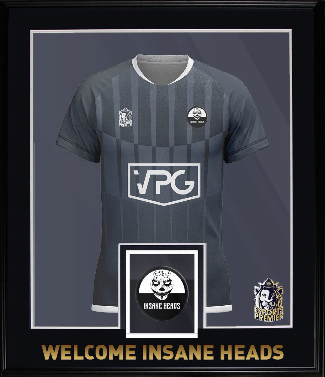 🤩 Welcome @insane_heads into the @VPGPremier !   🌍 Nationality: 🇩🇪   🏆 Won promotion from Premier North, now ready for the challenge in the highest level. The heads are ready to go Insane. 🔥   #Insane #FIFA21 #ProClubs #VPG https://t.co/cfJQ8KfxMZ