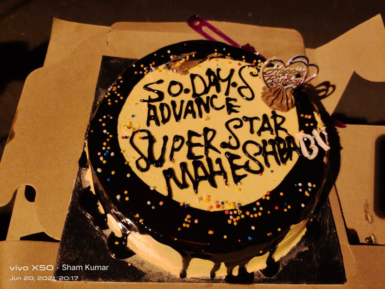 Advance happy birthday prince