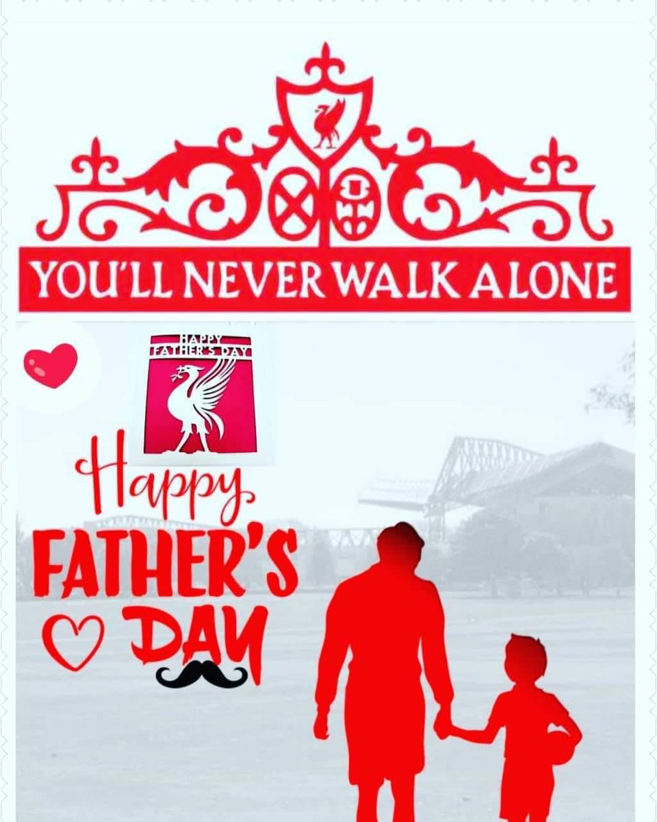 @LFCUSA Happy Father's Day to all the Kopites Dads! #LFC YNWA https://t.co/OLiZJwFi5s