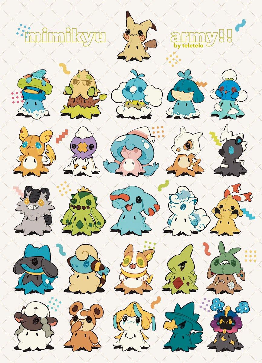 @teletelo's photo on Pokemon