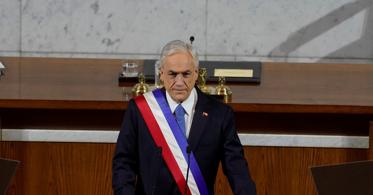 Chile says assembly to draft new constitution will start work July 4 https://t.co/UEs59B665g https://t.co/3TZK9UgIVW
