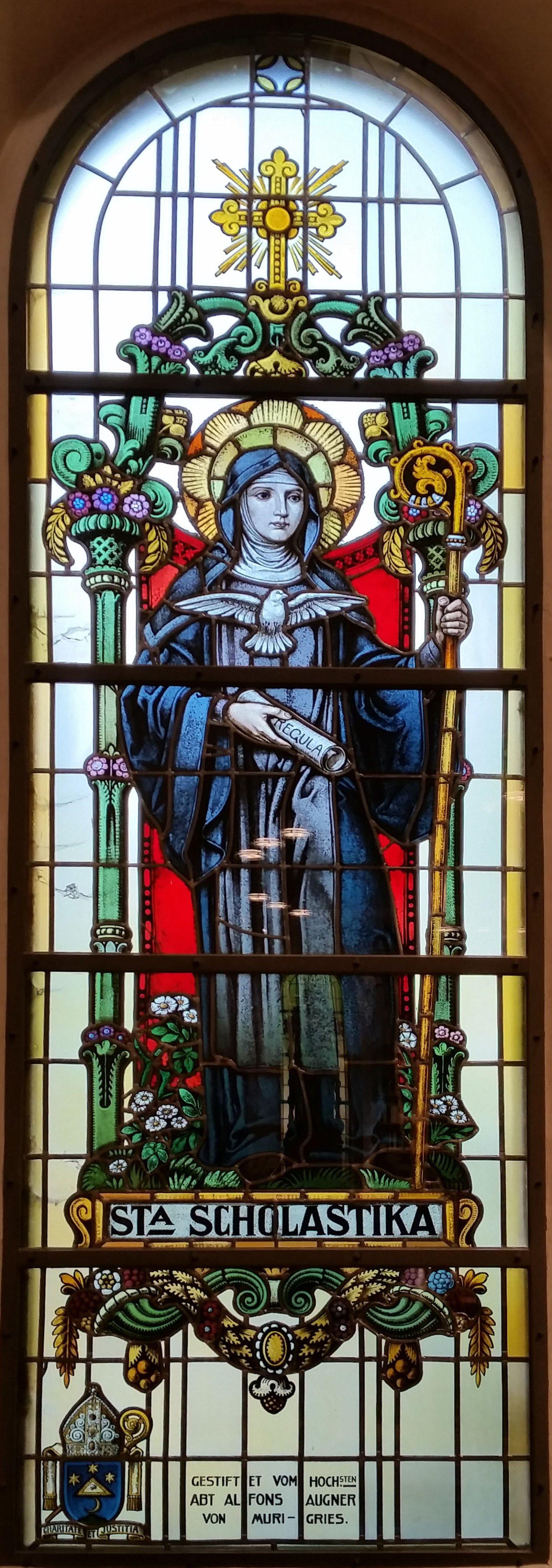 Saint Scholastica