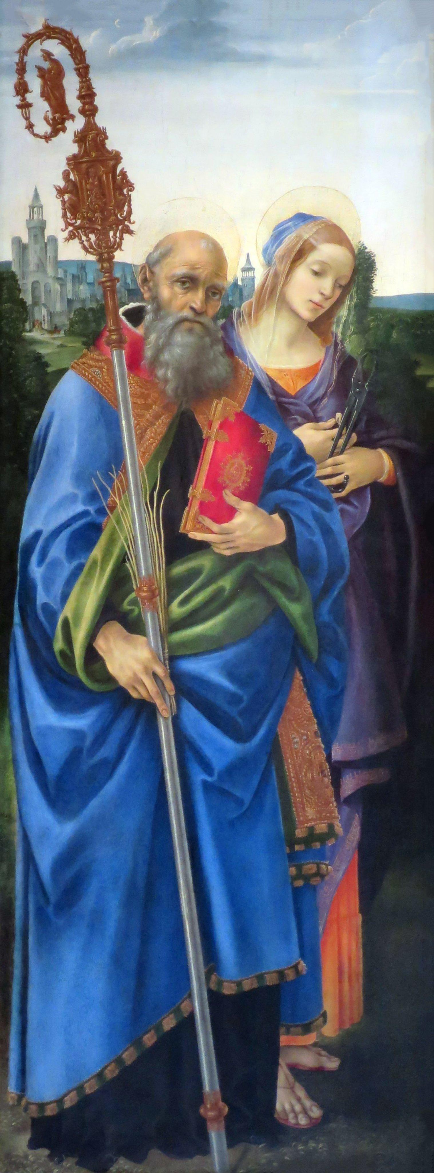 São Bento e Santa Apolônia