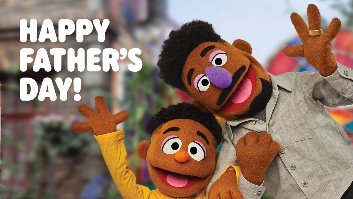 Happy #FathersDay to the dads who teach us to be proud of who we are! #ComingTogether https://t.co/acDvgrGA4d