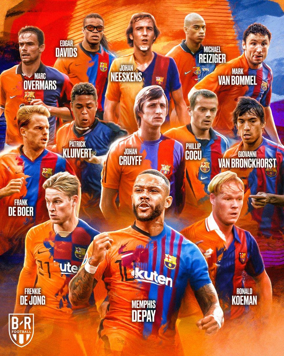 @brfootball's photo on Dutch