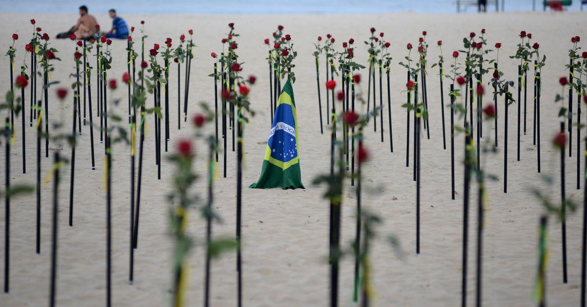 @Reuters's photo on Brazil