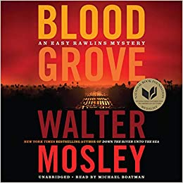 Another excellent Easy Rawlins mystery.  One of many ways Walter Mosley is a worthy successor to Raymond Chandler: His plots are so complicated you can't follow them but you don't care because the language and characterizations are so compelling. https://t.co/2p1WY2TU6a