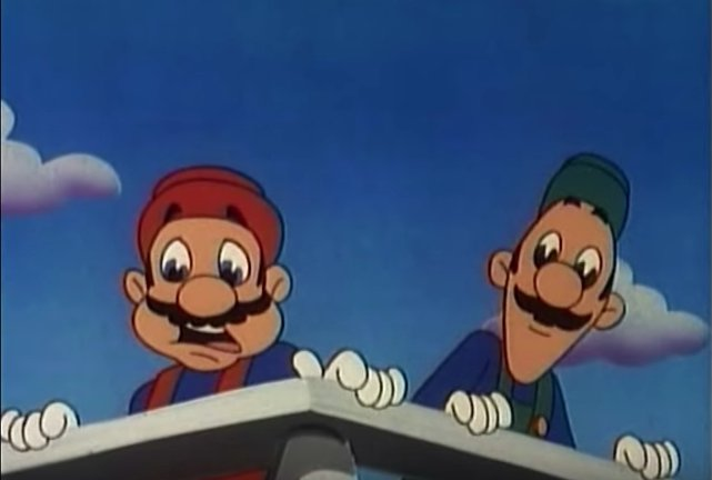 @FrontFaceImages's photo on Luigi
