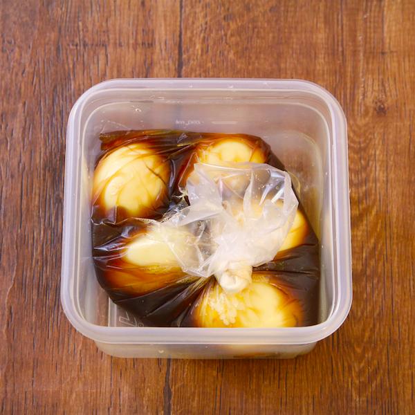 味わい深い仕上がりに?!ちょっと意外な材料で作る絶品味玉レシピ!