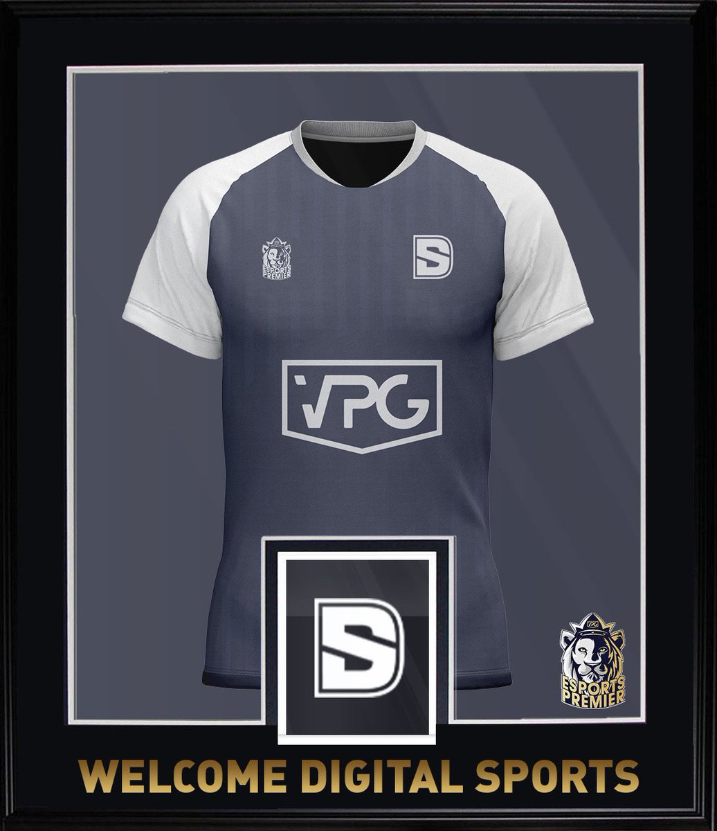 🤩 Welcome @DIGITALSportsGG into the @VPGPremier !   🌍 Nationality: 🇩🇪   🏆 Finished 7th last season, a very strong side. New faces to join and improve the squad. Will definitely be title contenders!   #Digital #FIFA21 #ProClubs #VPG https://t.co/JlYoCosijq