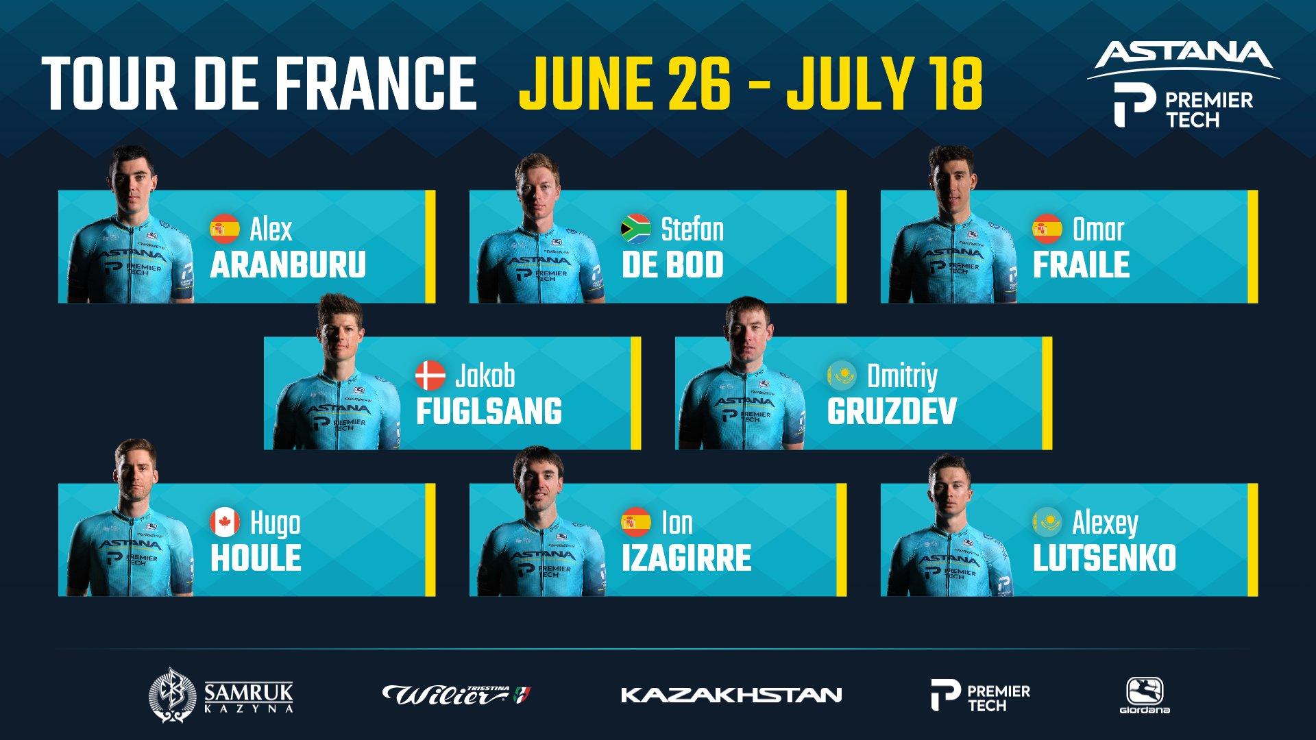 E4ZK rwXMAI4ffi?format=jpg&name=large - Tour de Francia: Eslovenia vs INEOS