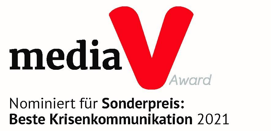 Große Freude über die Nominierung zum media V award. Gemeinsam mit Fördermitglied @pepsi Deutschland sind wir für Kampagne #deutschlandbestellt nominiert. Damit haben wir auf To-Go-Angebote hingewiesen und die #Gastronomie unterstützt. Weitere Infos hier: https://t.co/YOpxsK6Idc https://t.co/k1PUNcNbJ8