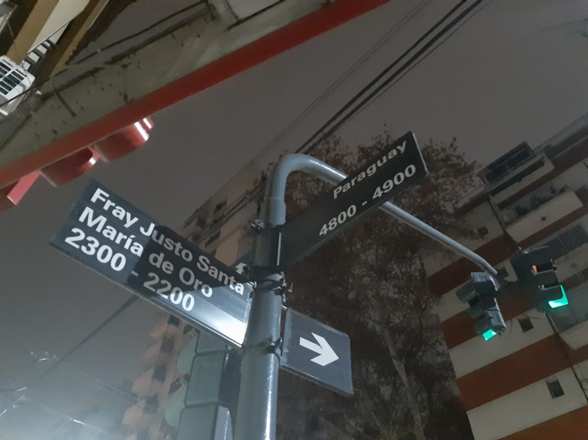 Choque en Palermo. Ocurre en Oro y Paraguay. #DurodeCallar @RadioDelplata @mendeztomascba @verogaribaldi @PichiCooke @cegiardullo