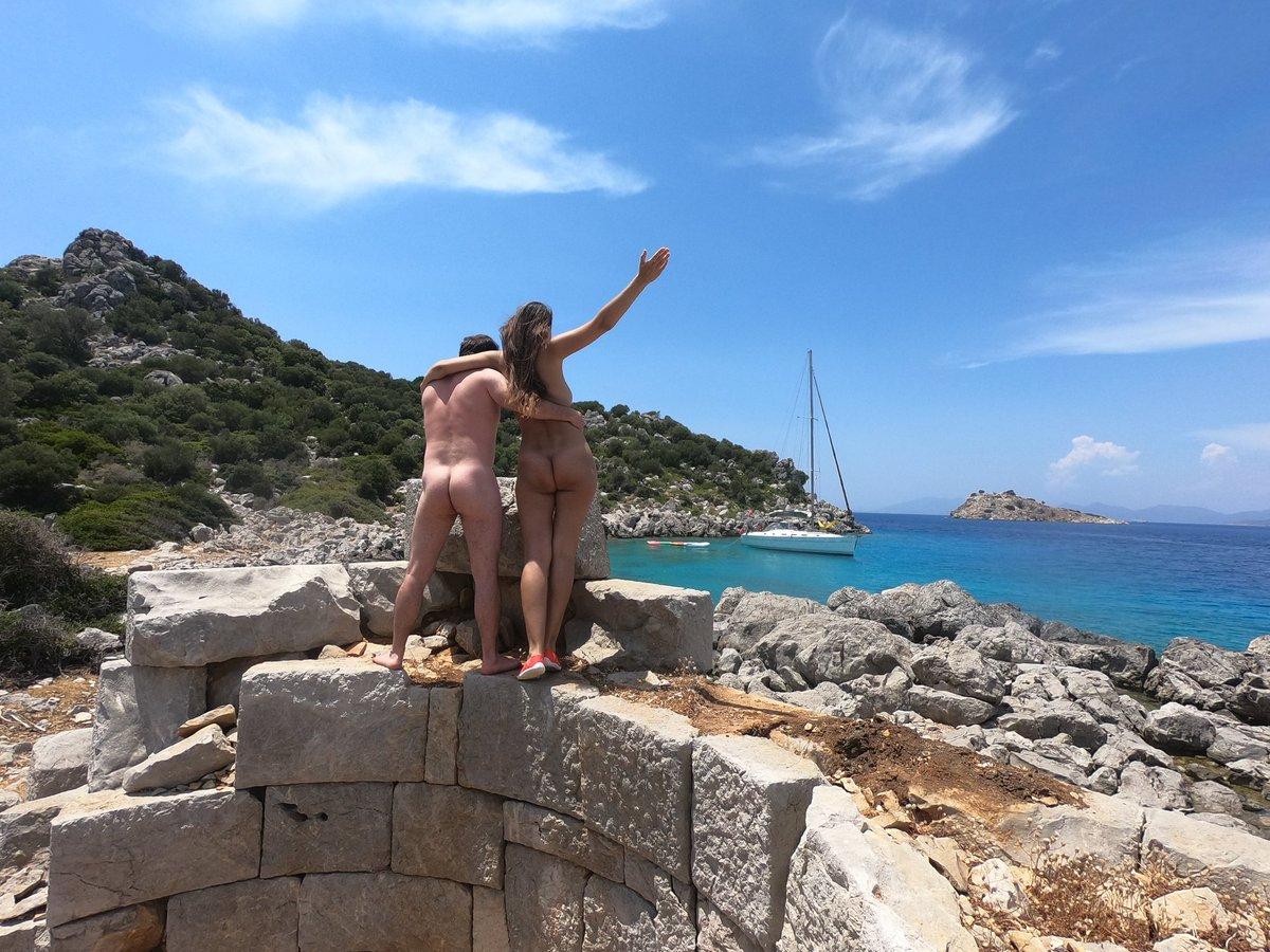 Nude sailing Episode 13