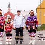 Image for the Tweet beginning: Congratulations Greenland/Pilluarit Kalaallit Nunaat!   Today