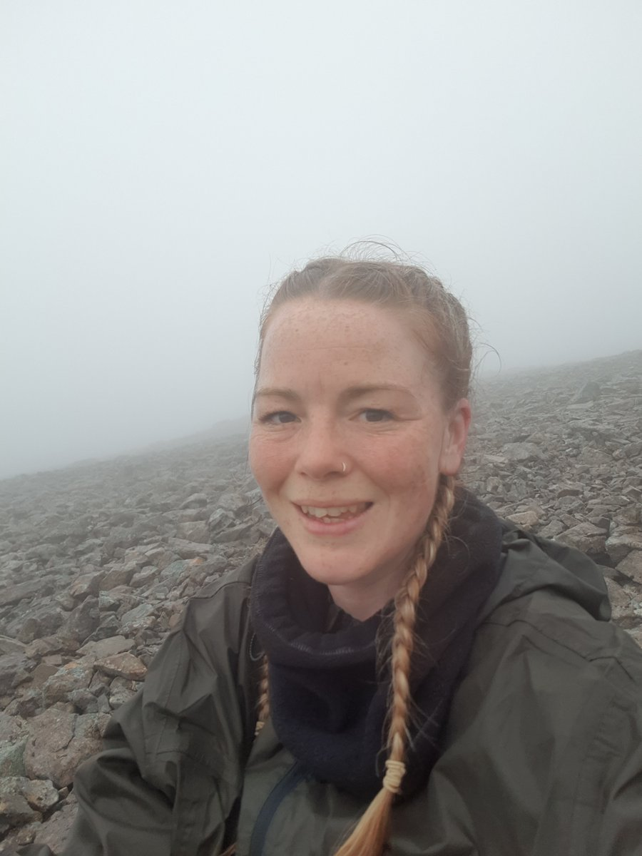 """test Twitter Media - Employee Engagement Officer Hannah Jones conquered Ben Nevis yesterday, she says """"It was my toughest climb yet, although the weather was not on our side I loved every minute of it. Walking and physical activities has helped me maintain my mental health tremendously"""" #BenNevis https://t.co/r64nXc7RKb"""