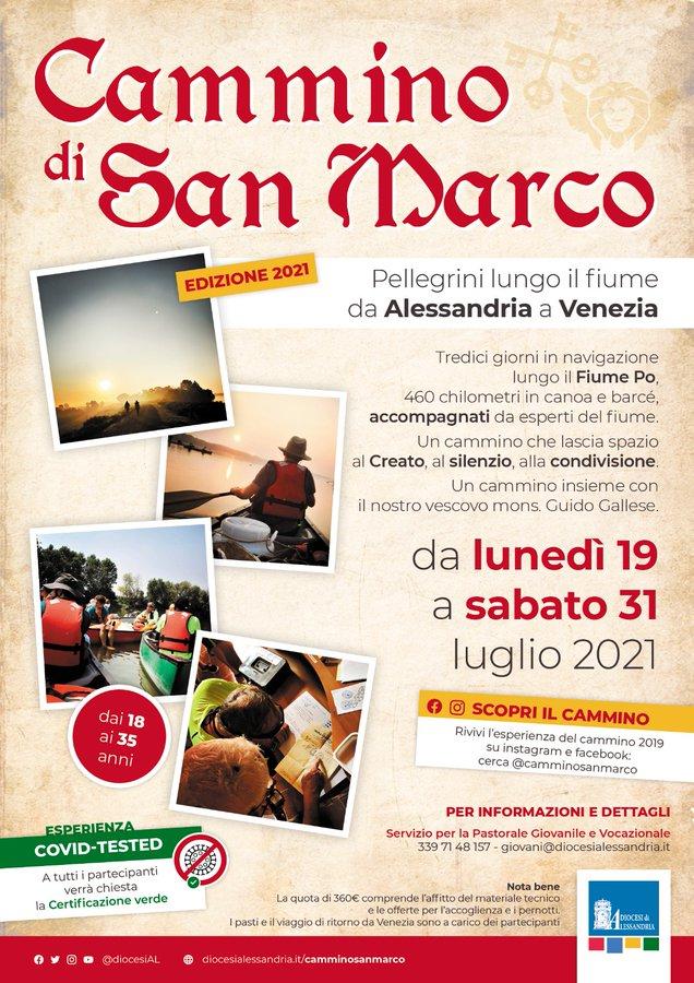 Il Cammino di San Marco
