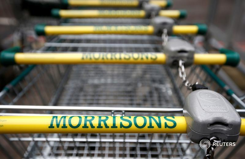 UK supermarket Morrisons has rejected Clayton, Dubilier & Rice's 5.5 billion pound bid. Given that a financial buyer should be able to make a decent return without much extra heavy lifting, it can justify a bigger trolley, writes @aimeedonnellan https://t.co/HMaDp8u21p https://t.co/IQMVl7R9eu