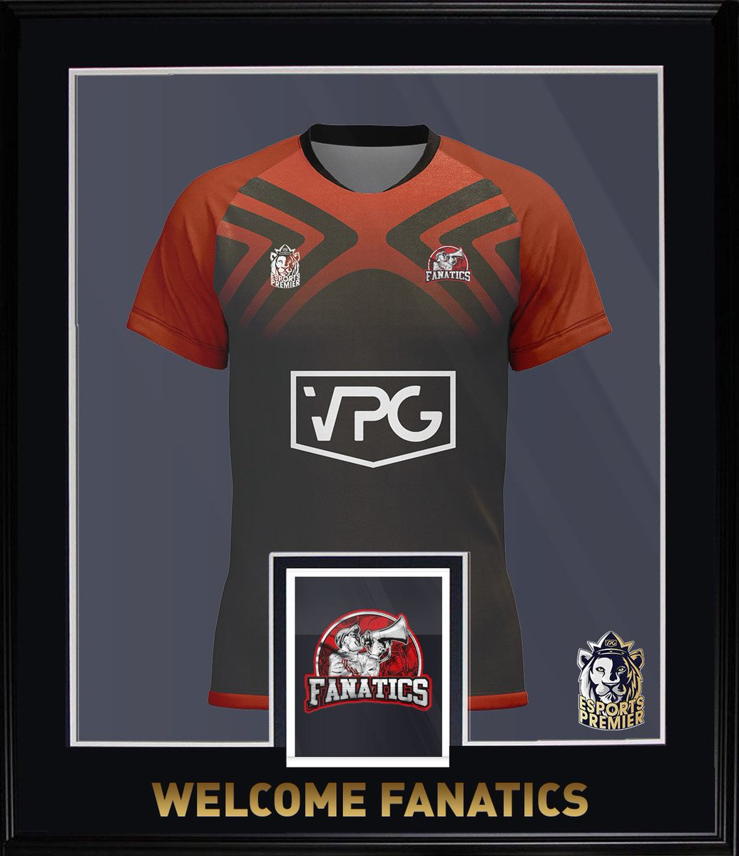 🤩 Welcome @FanaticsVPG into the @VPGPremier !   🌍 Nationality: 🇬🇧   🏆 Previously known as New Kidz, got promoted from the Premier North Tier! @Samme035 scored 32 goals last season and will be the key to take them to glory in the Premier!   #Fanatics #FIFA21 #ProClubs #VPG https://t.co/Sih5jhoOWo