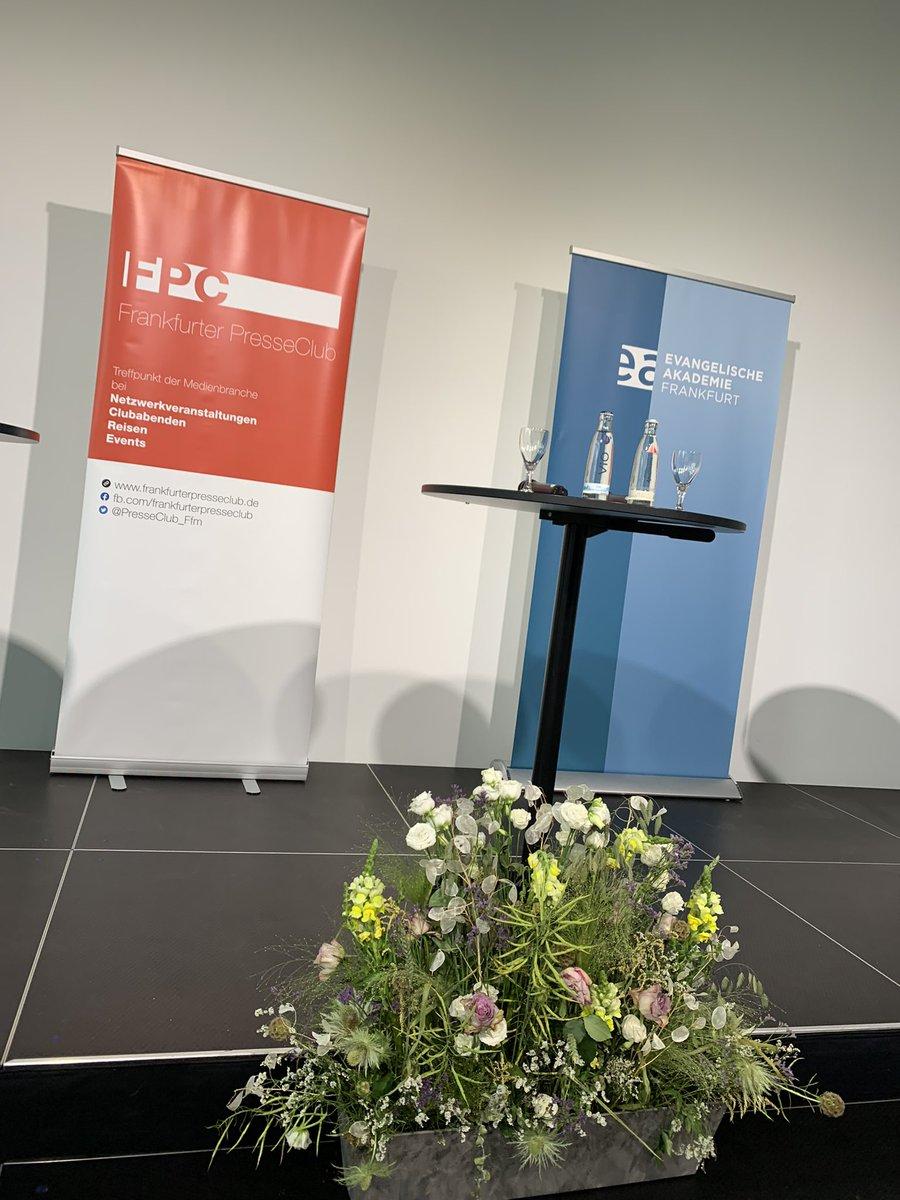 Frankfurter PresseClub PresseClub Ffm   Twitter