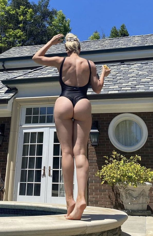Renee young bikini