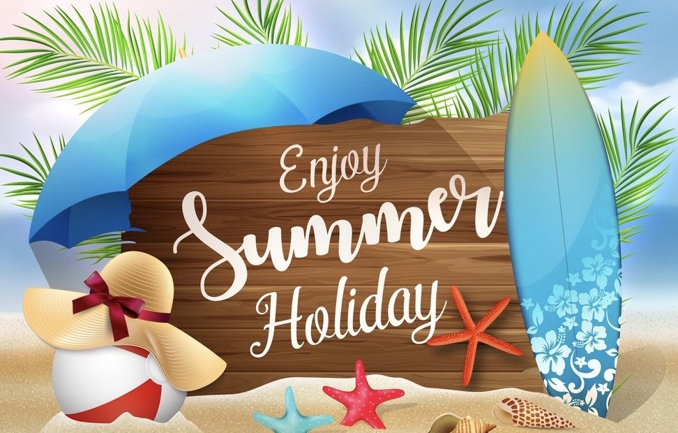 """WECDSB's tweet - """"Wishing everyone a safe and restful summer. Have fun,  stay well and we'll see you back in September. Enjoy! """" - Trendsmap"""