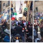 Image for the Tweet beginning: ** Asse #Vucciria-Quartieri Spagnoli, i