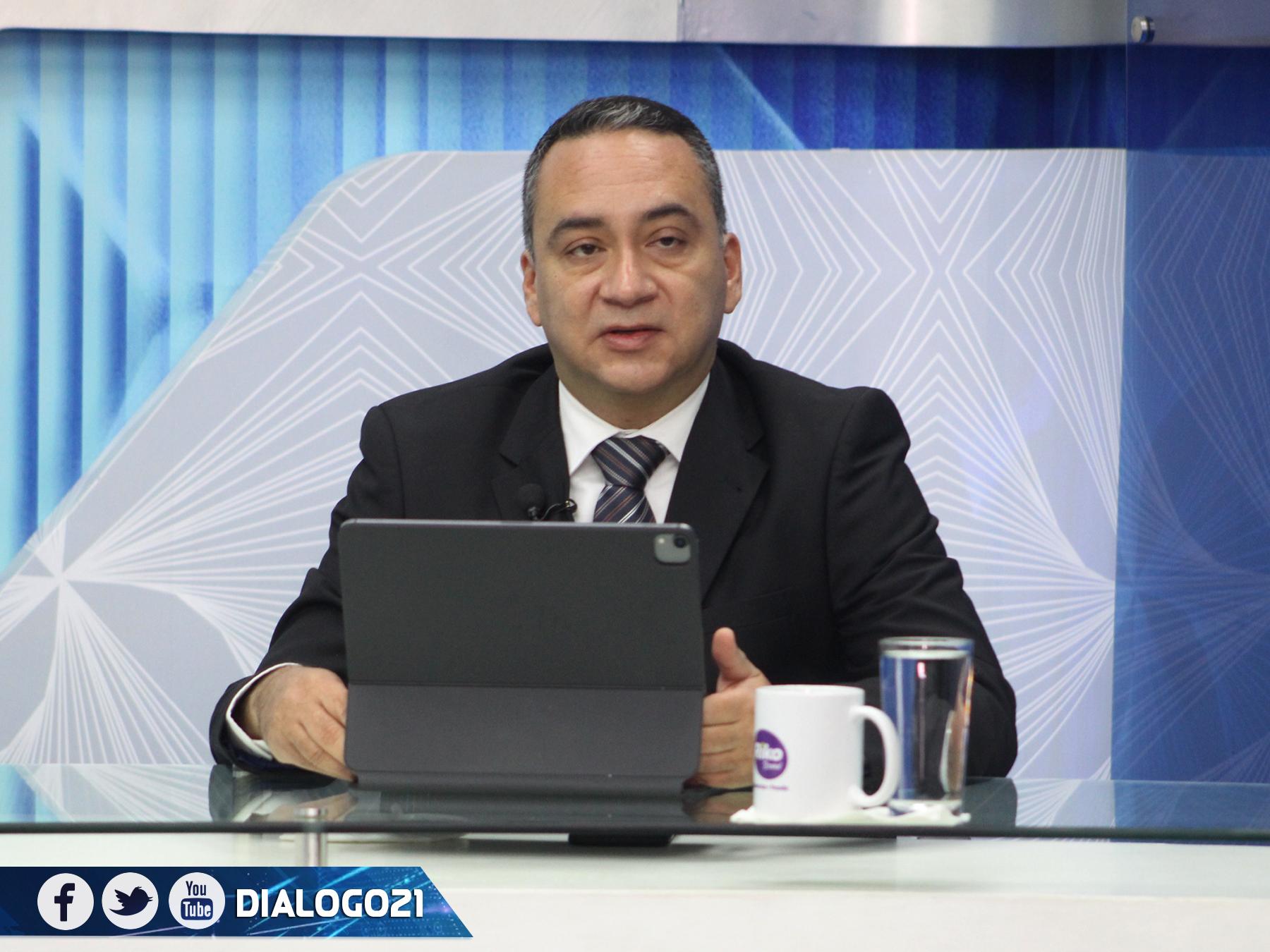 Fiscal Delgado niega exista persecución contra periodistas