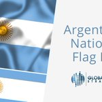 Image for the Tweet beginning: #Argentina's National Flag Day, June