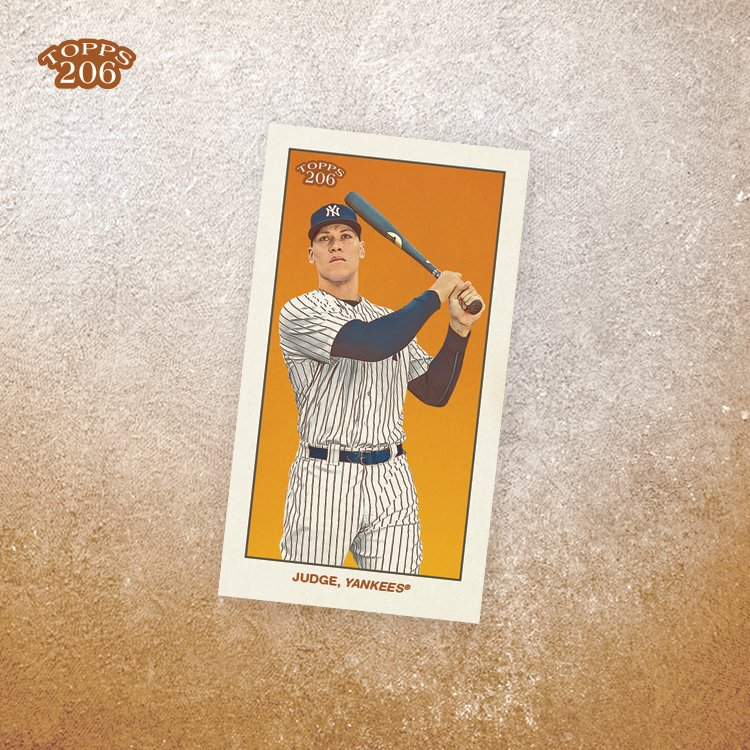 There's just something about T206 😍  This set offers collectors a product that looks & feels like the trading cards constructed in the early days of the hobby, and features rare, on-card autos from baseball's biggest stars & brightest rookies. Only at https://t.co/RoplTbojLd! https://t.co/pG5t3ziyWa