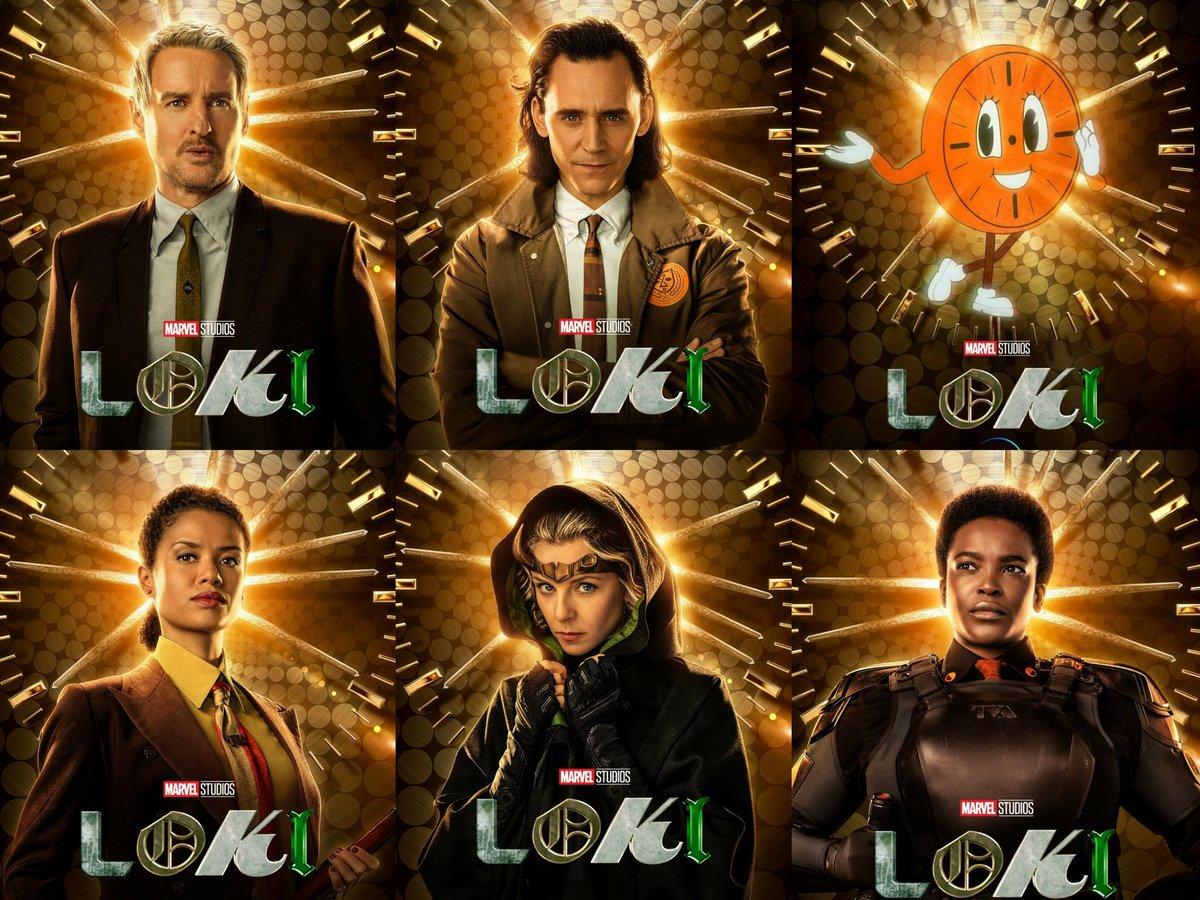 @carolxloki's photo on Loki