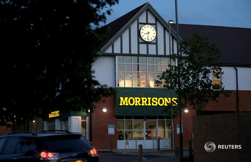 Watch: UK supermarket Morrisons rejected an $8 billion bid from Clayton, Dubilier & Rice. A 30% premium looks juicy, but the private equity firm can afford to spend more, says @aimeedonnellan https://t.co/EEHfMnBZHr https://t.co/R9XpmXumFa